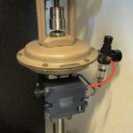 Penumatic Control Valve، شیرکنترلی پنوماتیک PCV