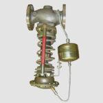self-operated Pressure Control Valve، شیر کنترل کننده خودکار فشار ورودی PCV TYPE 39-02