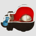Thermostatic Floater Steam TrapT، تله بخار فلوتر ترموستاتیکی تیپ FT-10