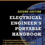 کتاب راهنما پرتابل برای مهندسین برق و الکترونیک، یک راهنمای جامع که برای طراحی های اولیه در مهندسی برق برای ساختمان ها و ... کاربردی می باشد.